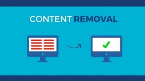 Business Services: Internet Content Removal Video Placeholder